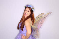 Fairy character for hire