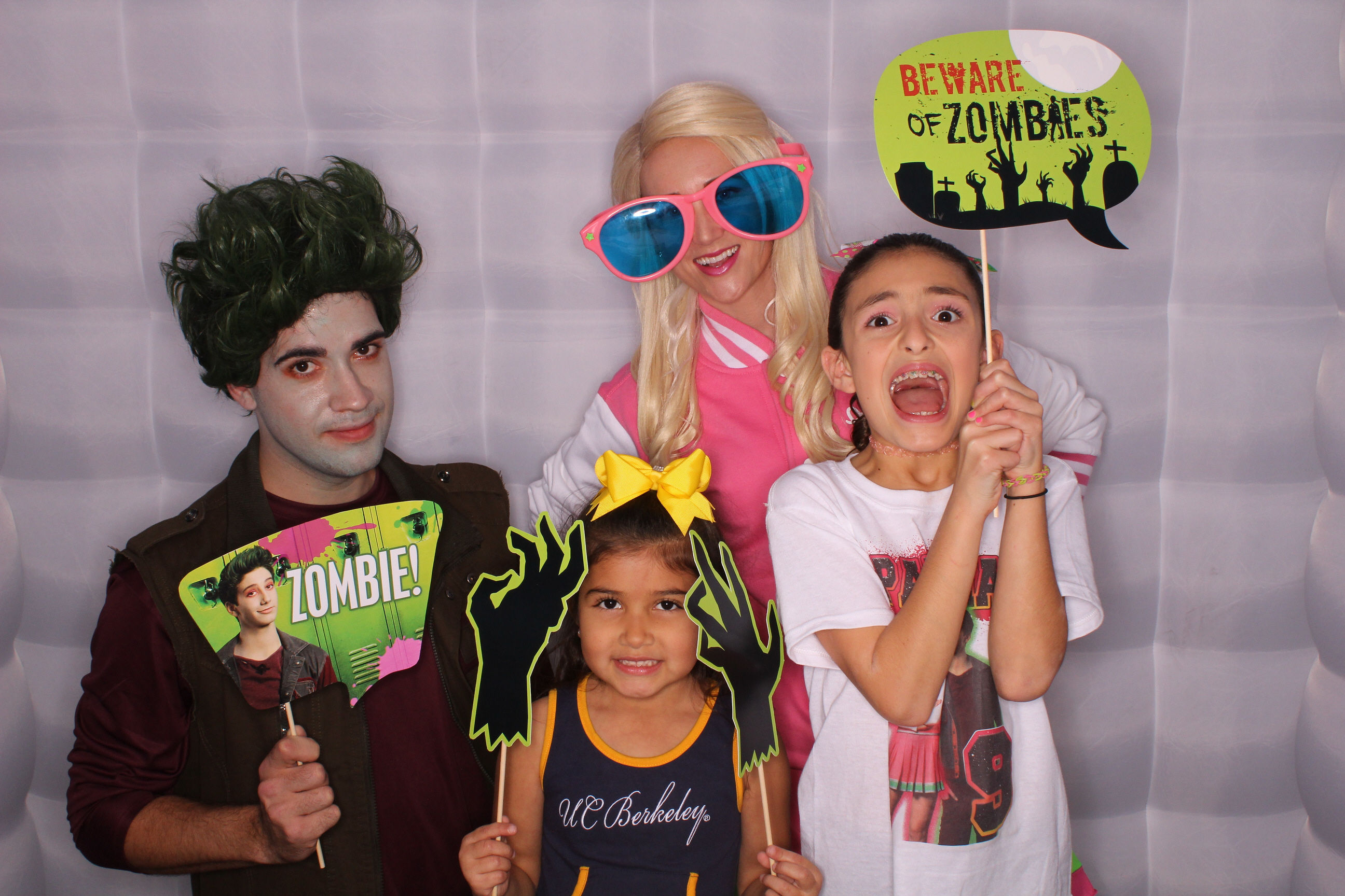 Disney Zombies Birthday Party