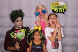 Disney Zombies Birthday Party