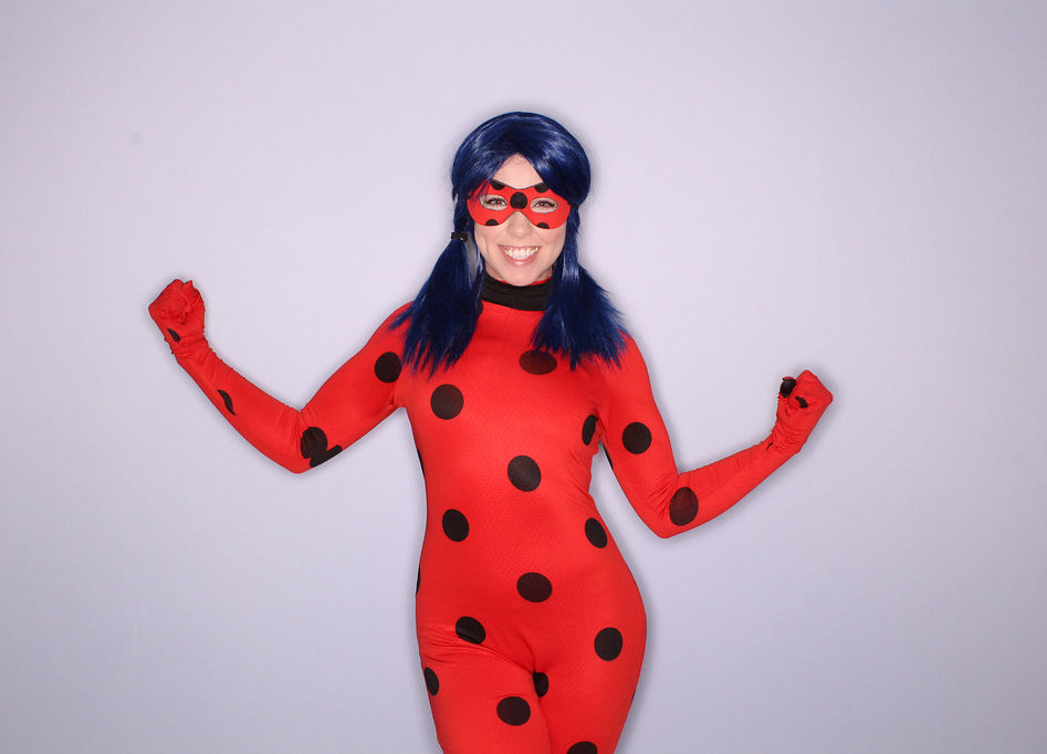 Super Ladybug Character for hire