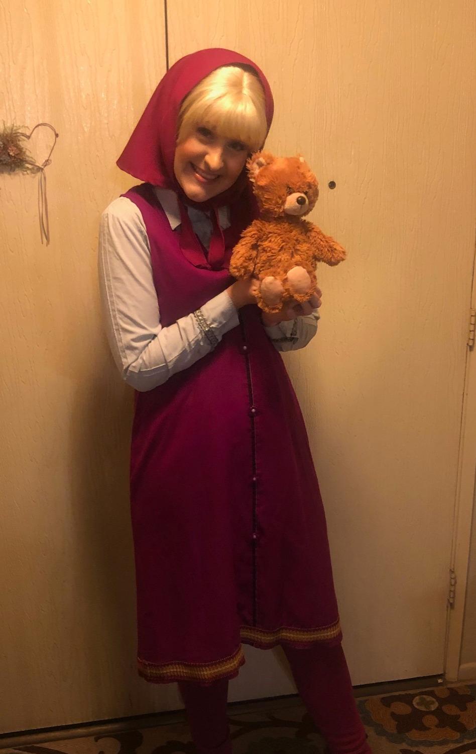 Hire Masha and the bear