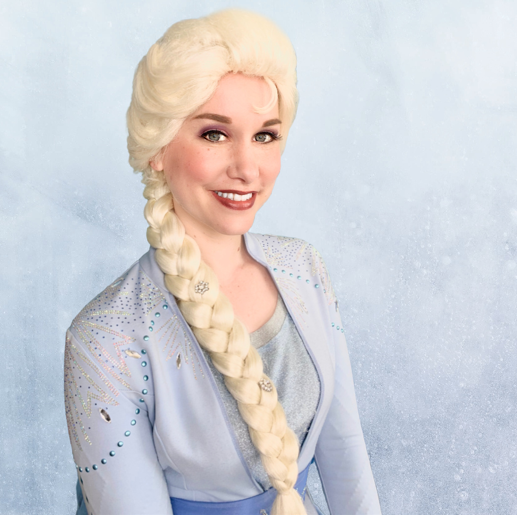 Elsa Frozen 2 costume for party
