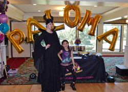 Maleficent Theme Party
