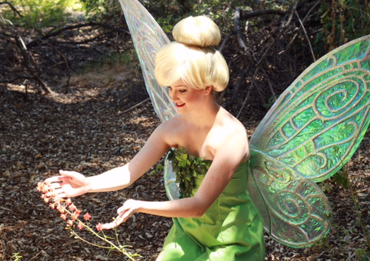 Tinkerbell Birthday Party Character