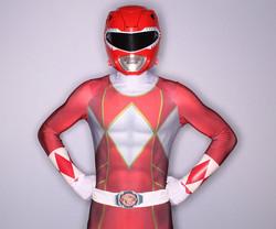Power Ranger Theme Party
