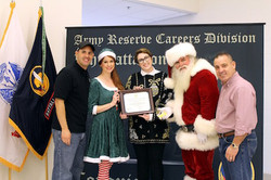 Pure Imagination award from US Army