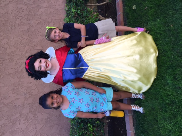 Snow White Princess Party