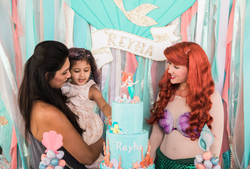Ariel Party Character for Kids