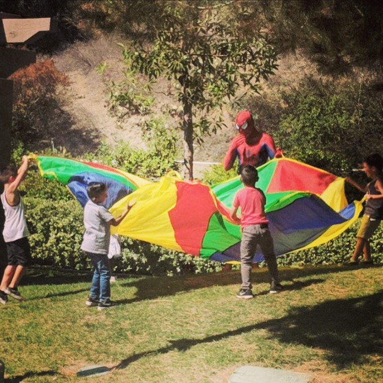 Spiderman Party for Kids