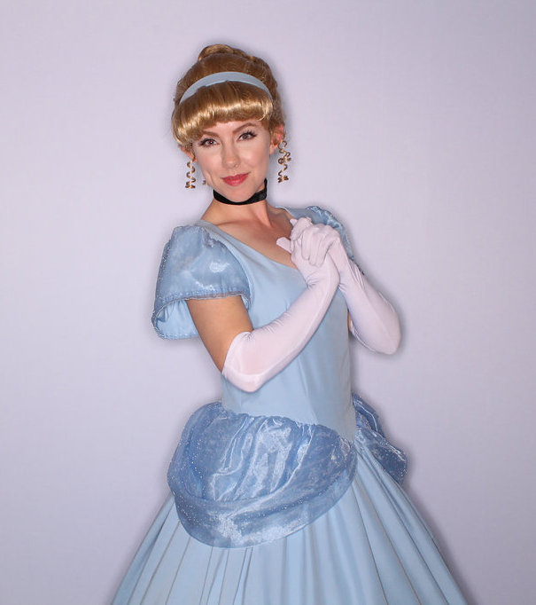 Cinderella Party Character for Kids