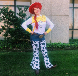 Jessie Party Character for Kids