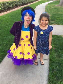 Cute Clowns for parties