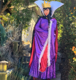 Evil Queen character for hire