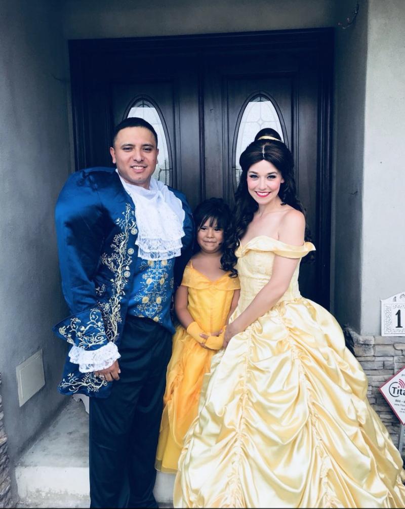 Belle Theme Party