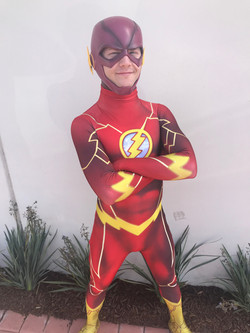 Flash Party Character
