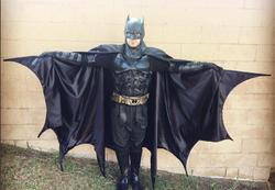 Batman Birthday Party Character