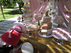 Peppa Pig Theme Party