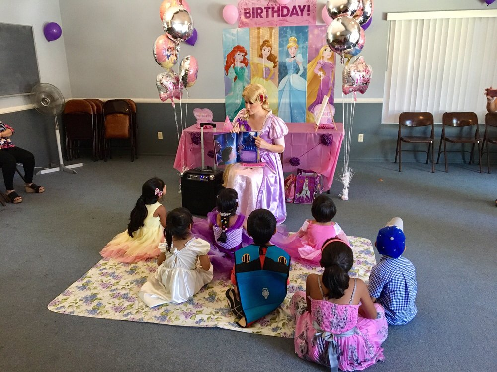 Rapunzel Storytelling