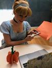 Cinderella_virtual_princess_craft_class