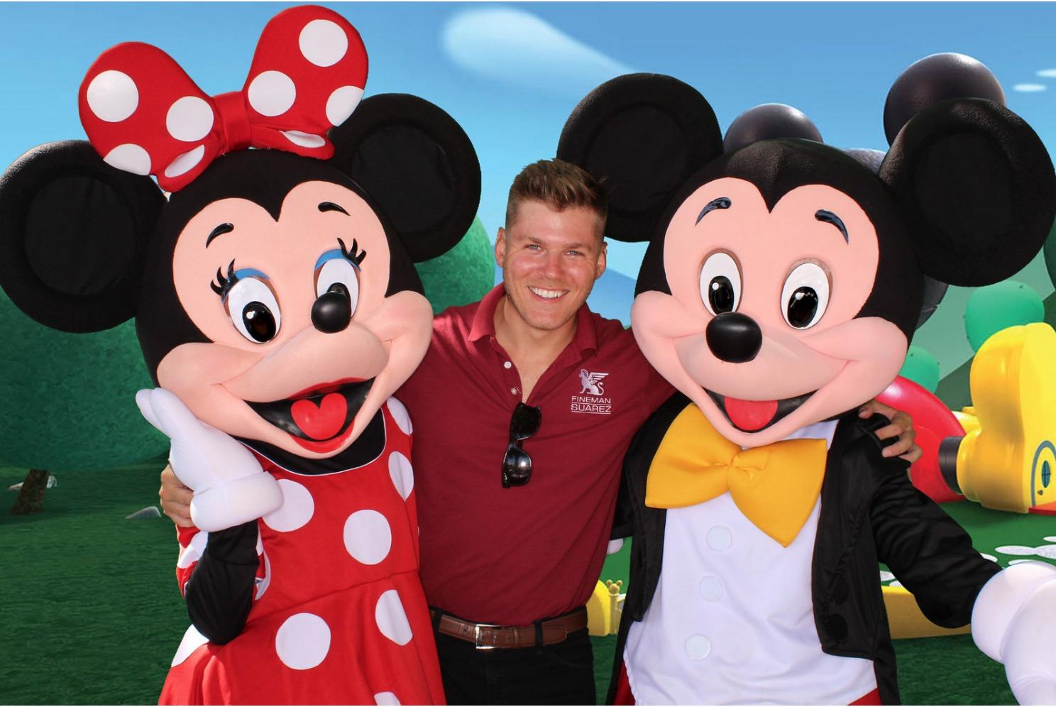 Disney Theme Event