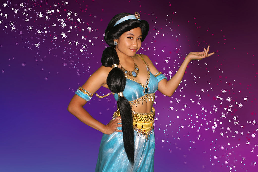 Jasmine character for hire