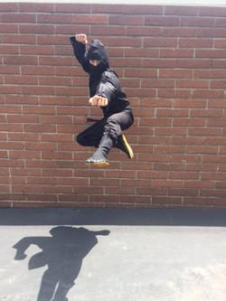 Ninja Party Character