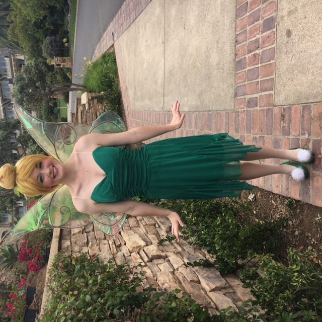 Tinkerbell Character for hire