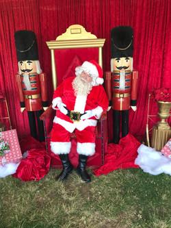 Santa Character for Hire