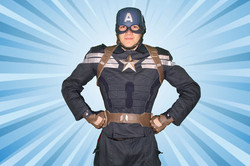 Captain America Character for hire