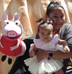 Peppa Birthday Party Character