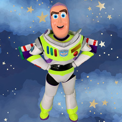 Buzz Lightyear Character for Hire