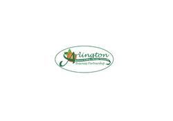 Arlington Business Partnership santa