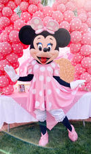 Pink Miss Mouse