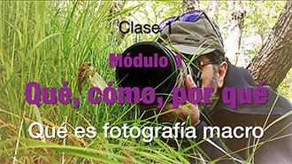 Clase1 Que es fotografia macro