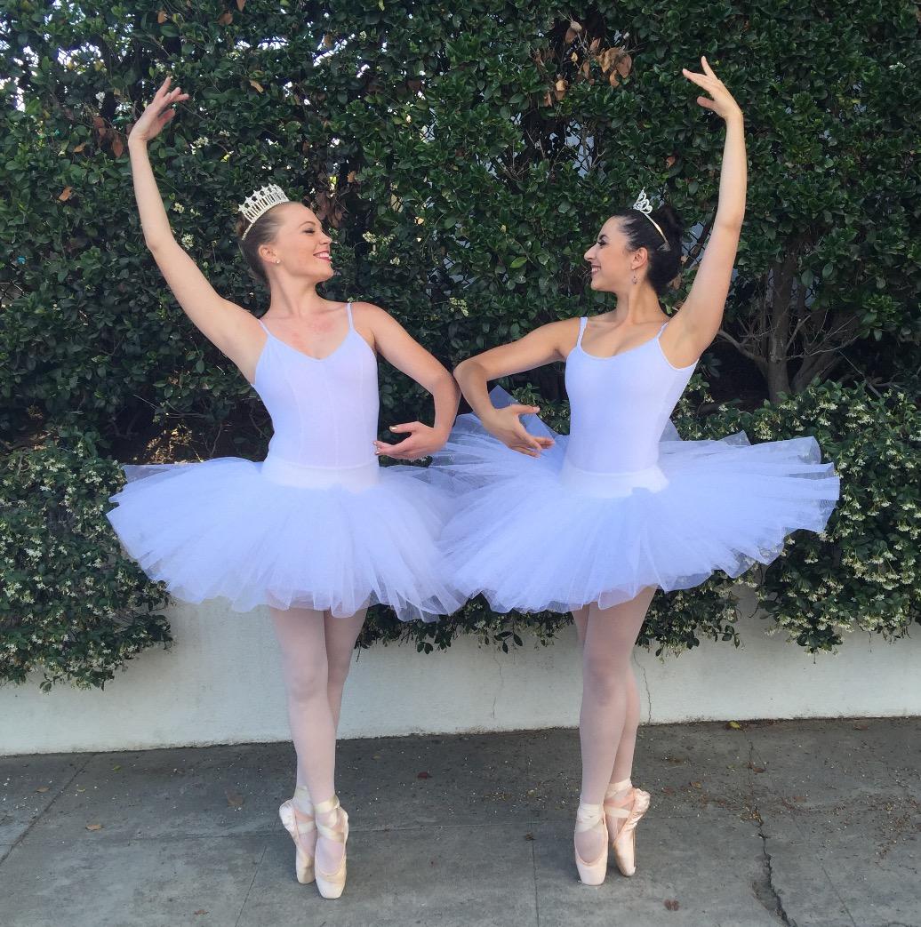 Ballerinas for Ballet Party