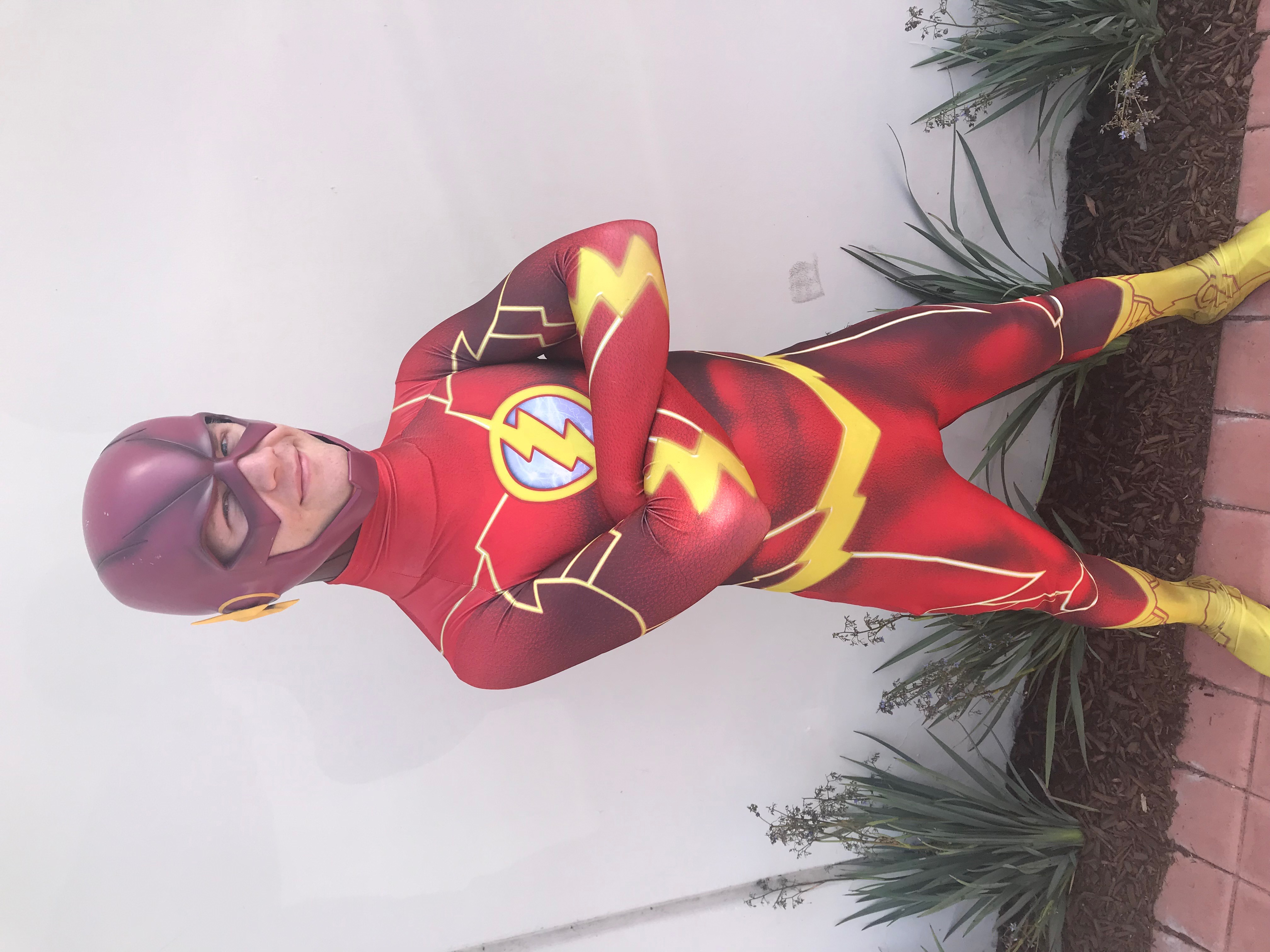 Flash Theme Party