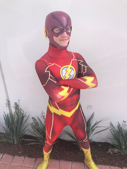 Flash Theme Party