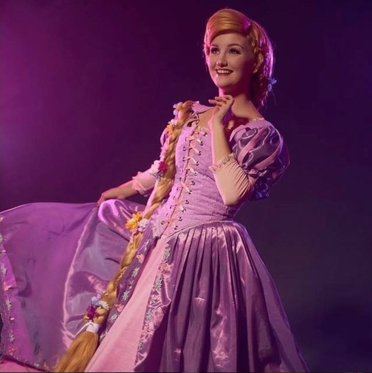 Rapunzel Princess Character