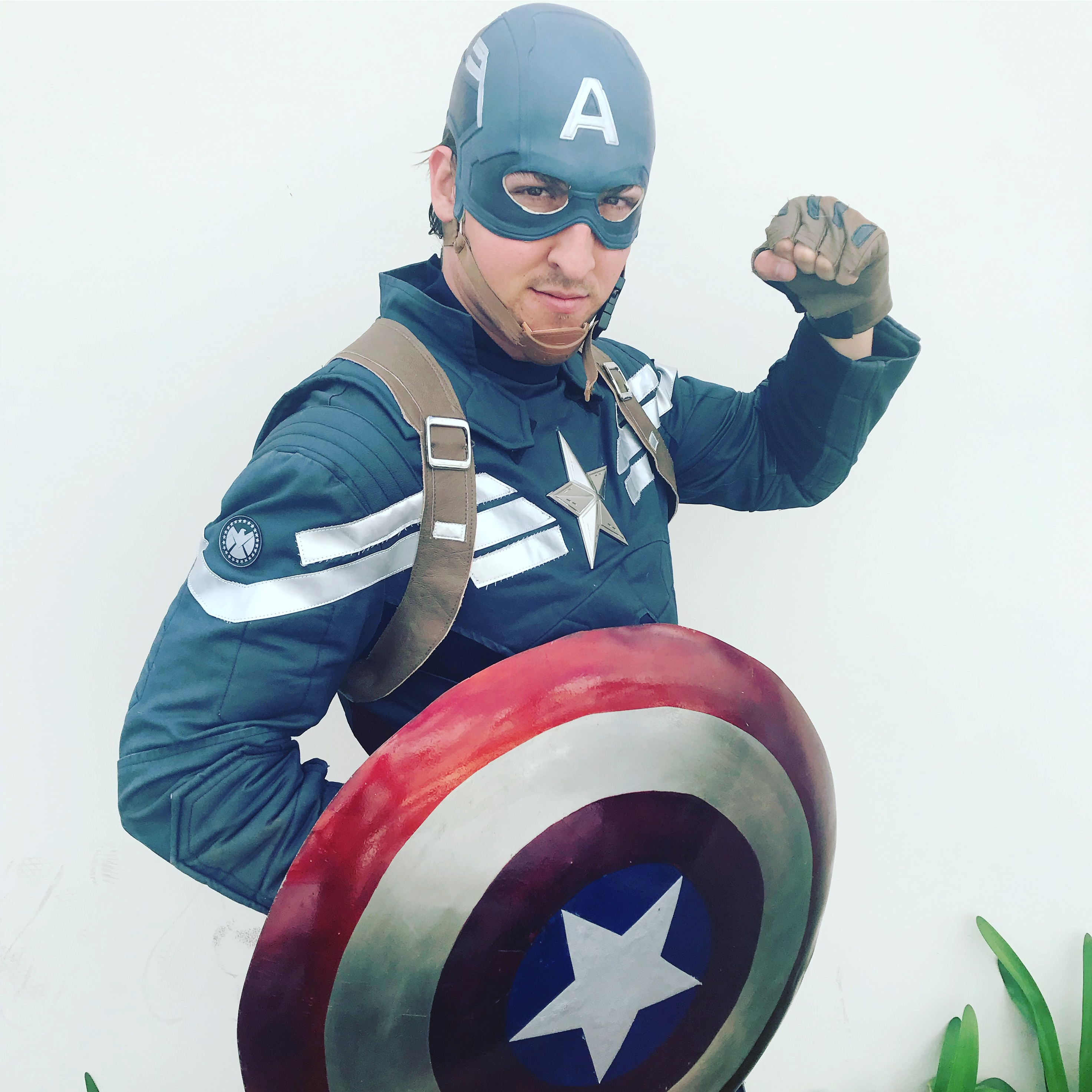 Captain America for Birthday Parties