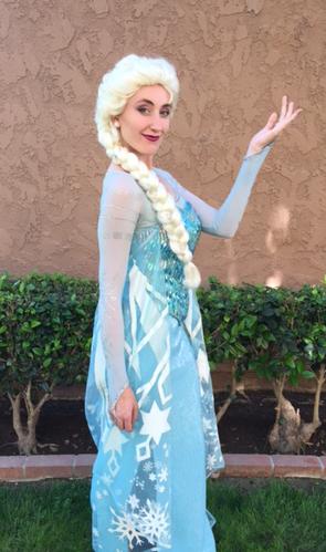Snow Queen Frozen Princess Parties
