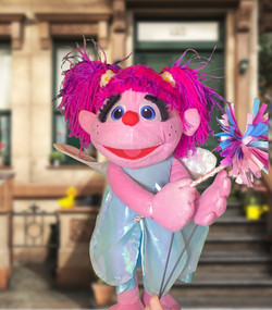 Abby Cadabby party character for hire