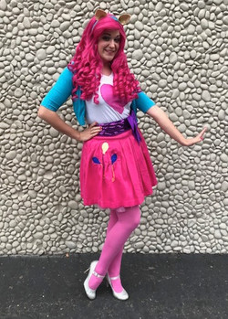 Equestria Girls Theme Party