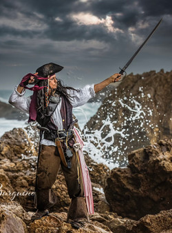 Jack Sparrow Character for hire