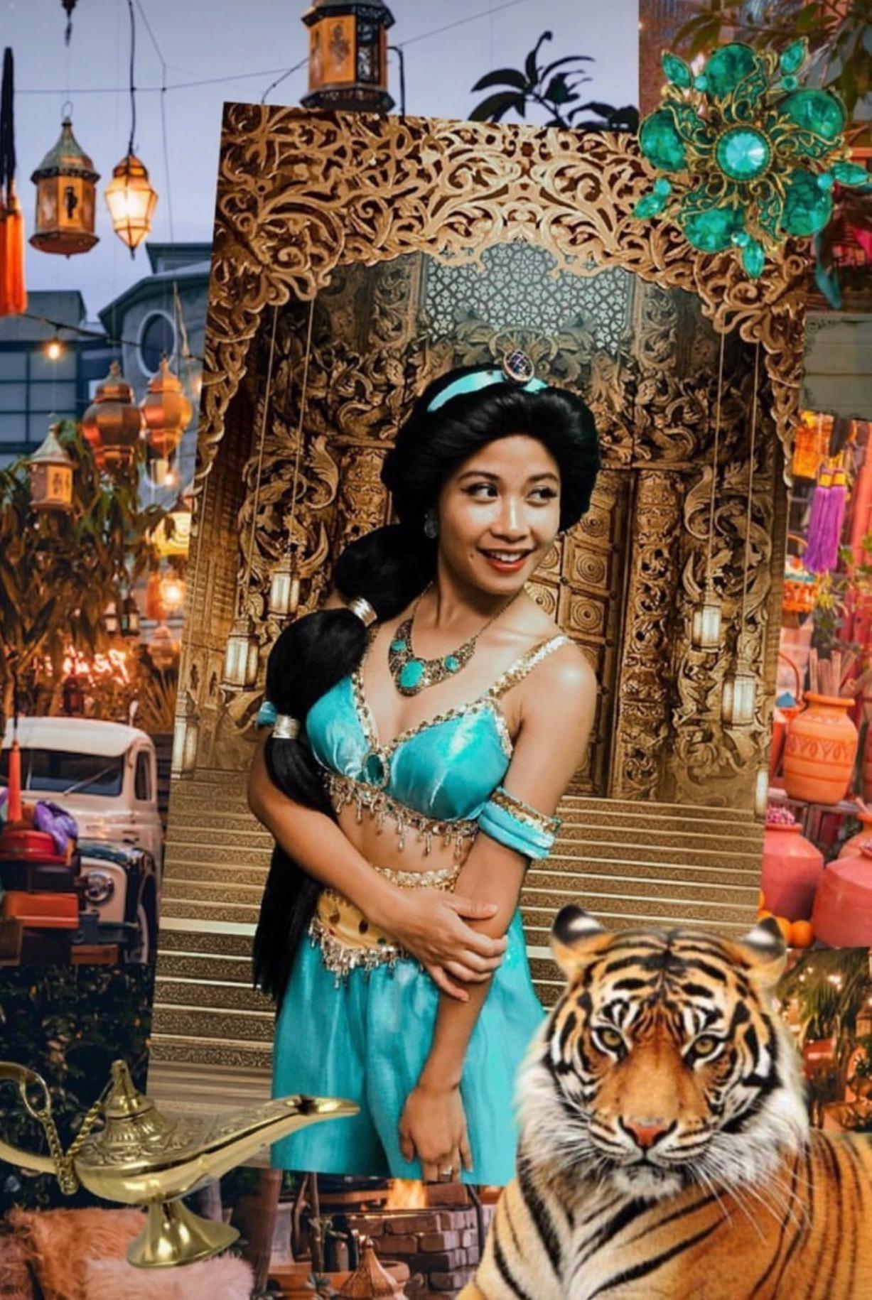 Jasmine character for hire LA