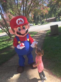 Mario Bros Themed Party