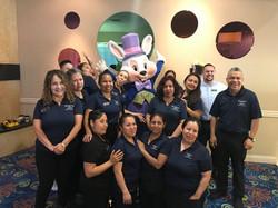 Rent easter bunny LA