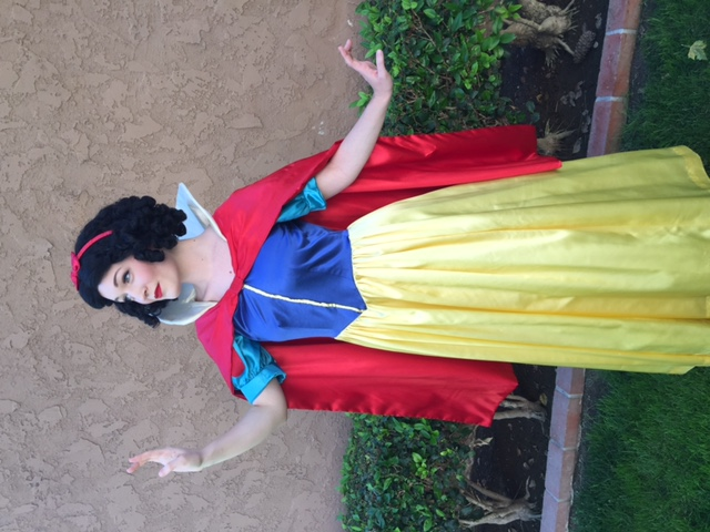 Snow White Birthday Party for Kids