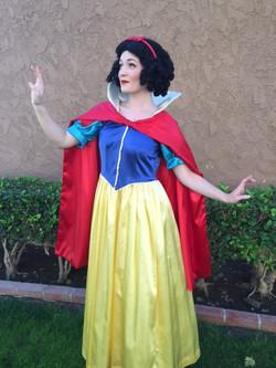 Snow White Birthday Party for Kids