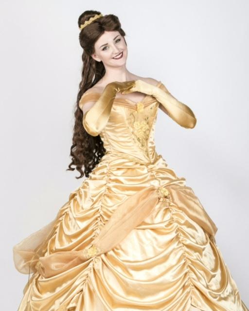 Belle Princess Party