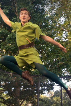 Peter Pan Party Character for Kids